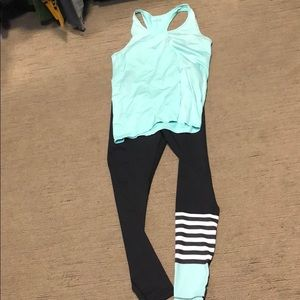 Zyia workout outfit